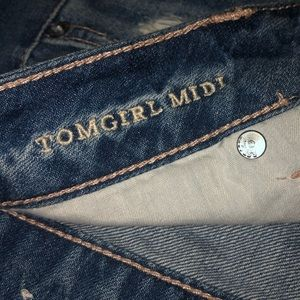 American Eagle Outfitters Shorts - Tomgirl jean shorts